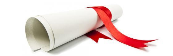 Zeugnis Diplom
