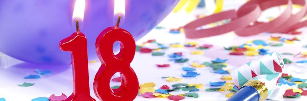 Lieder Zum 18. Geburtstag