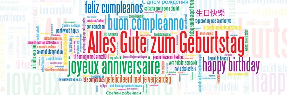Alles Gute Zum Geburtstag Up Kölsch, Der... | geburtstag wünsche
